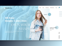 fashion web UI