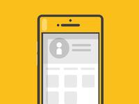 Mobile App Frame