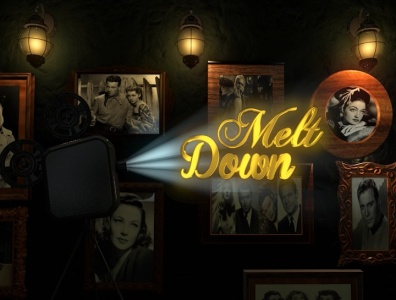 Melt Down (Classical English Music Show Intro) classical english music cinema 4d tutorial beginner cinema 4d tutorial hip hop classical music motion graphics ident channel tv video opener filler title animation 3dsmax 3d after effect cinema 4d