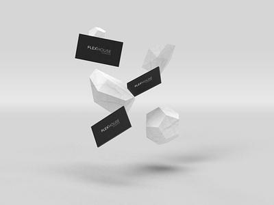 FlexHouse flexhouse flexhouse design brand identity logo branding