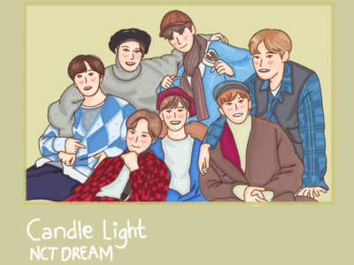 NCT DREAM nctdream nct illustration