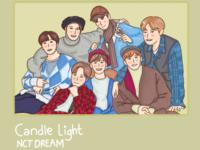 NCT DREAM nctdream nct illustration