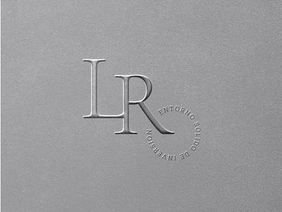 LR design identity system branding merchandise design brand design identidade visual identity branding identity logo redesign