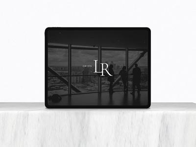 LR identity brand design identity system identidade visual logo identity branding identity branding design