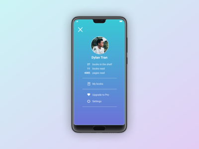 Daily UI | Challenge #6 | User Profile