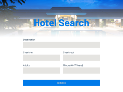 Daily UI | Challenge #67 | Hotel Booking