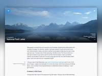 Rare WordPress Material Design Theme 3