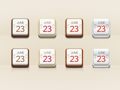 Mini Calendar freebie calendar icon free