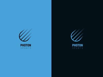 Photon Sports Logo Design