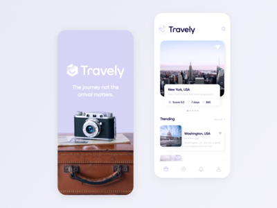 Travel Service App - Part 1