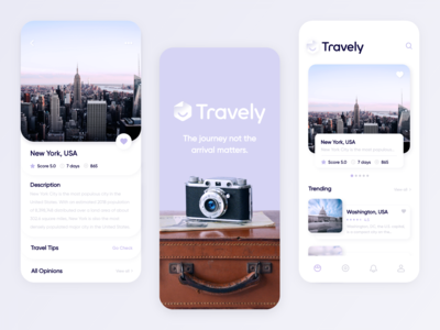 Travel Service App - Summary