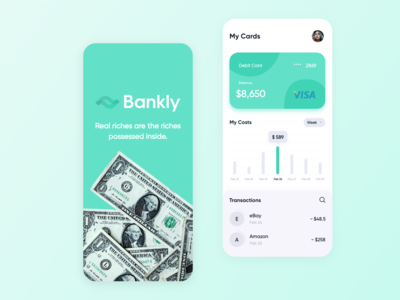 Banking App - Part 1