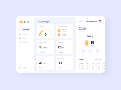 Weather Website weather app purple interaction design interface design user experience user interface ux ui ios clean minimal ecommerce uxdesign uidesign iphone screen mobile application app design app