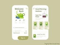 Tea App - Part 1