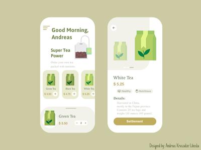 Tea App - Part 2