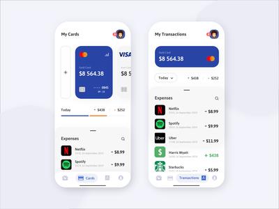 Wallet App - Part 1