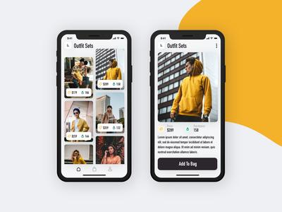 Fashion App - Part 1