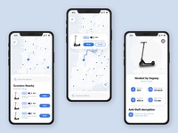 Scooter Rental App - Summary