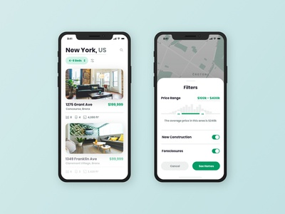 Real Estate App - Part 2