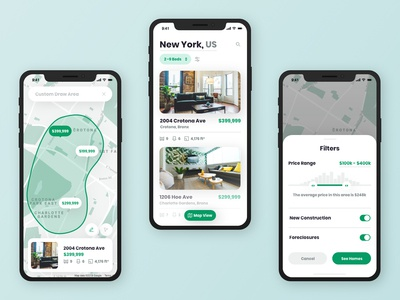 Real Estate App - Summary