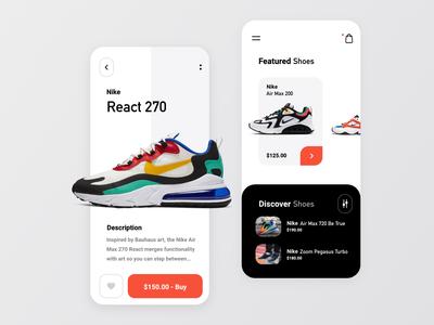 Sneakers Store App - Part 1
