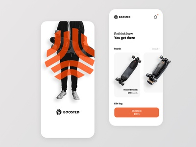 Boosted Board App - Part 2