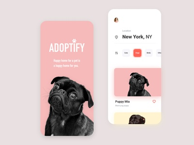 Pet Adoption App - Part 1