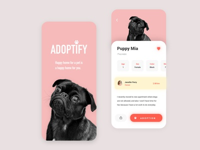 Pet Adoption App - Part 2