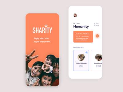 Charity App - Part 1