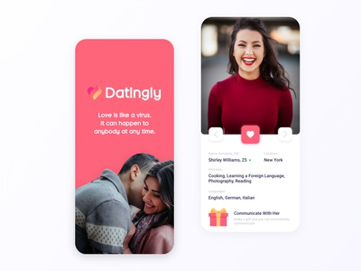 Dating App - Part 2