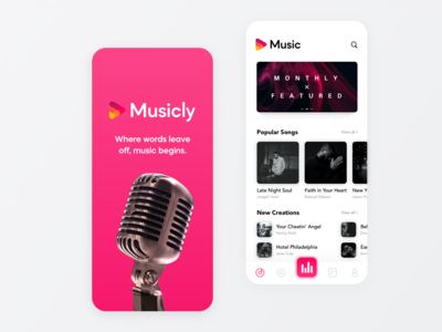 Music Player App - Part 1