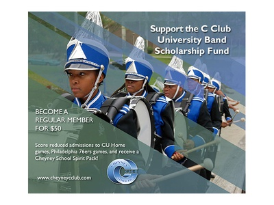 C Club Post Band