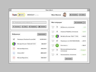 Yandex Money on Windows NT 3.5 yandex concept design