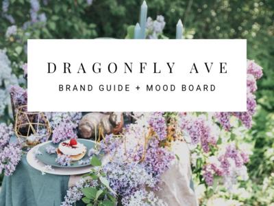 Dragonfly Ave x Branding