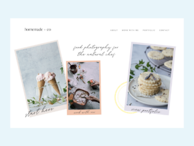 Dragonfly Ave X Web Design