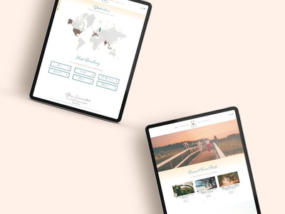 Packing Joy | Travel Blog Responsive Web Design