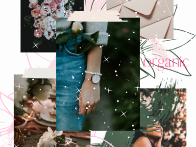 Swoon Vegan Watches Moodboard By Dragonfly Ave