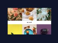 GLRY | Web design