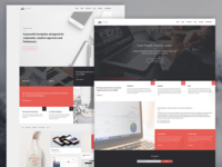 Altius | Multi-purpose HTML5 Template