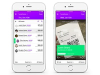 Nightpro on iPhone: Guest List Management and Ticket Scanner
