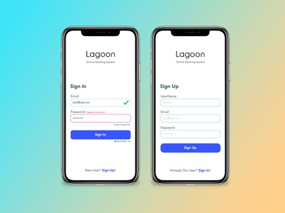 Daily UI#01 [ Sign Up ]