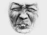 Instinctive sketch