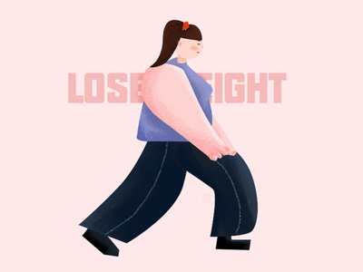 lose weight everyday