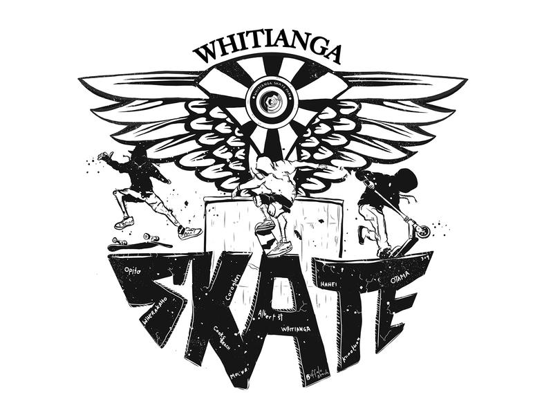 Whiti Skate Park Trust Design