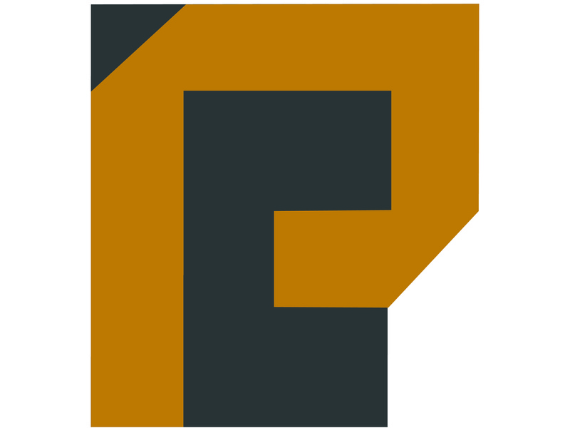 P and C logo corporate design stamp icon businessdesign design graphicdesign logodesign logo