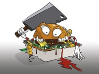Serial Griller - Killer Burger