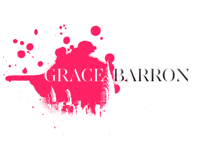 Banner For A Fashion Blog By David Oates