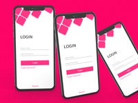 login Design