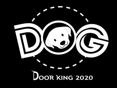 Weekly Warm up dog campaign logo logo illustraion icon creative illustration sticker affinityphoto junagadh weekly warm-up dribbble