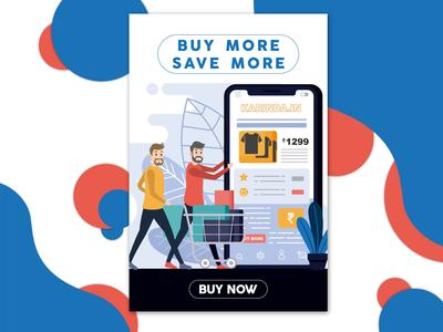 Ecommerce Website Banner